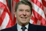 Tổng thống Mỹ Reagan