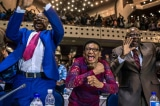Mugabe tu chuc