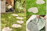 Hướng dẫn cách tự làm lối đi sinh động trong vườn nhà