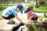 """Những lợi ích to lớn mà """"trò chơi"""" mang lại cho trẻ"""