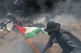 xung dot tai Gaza