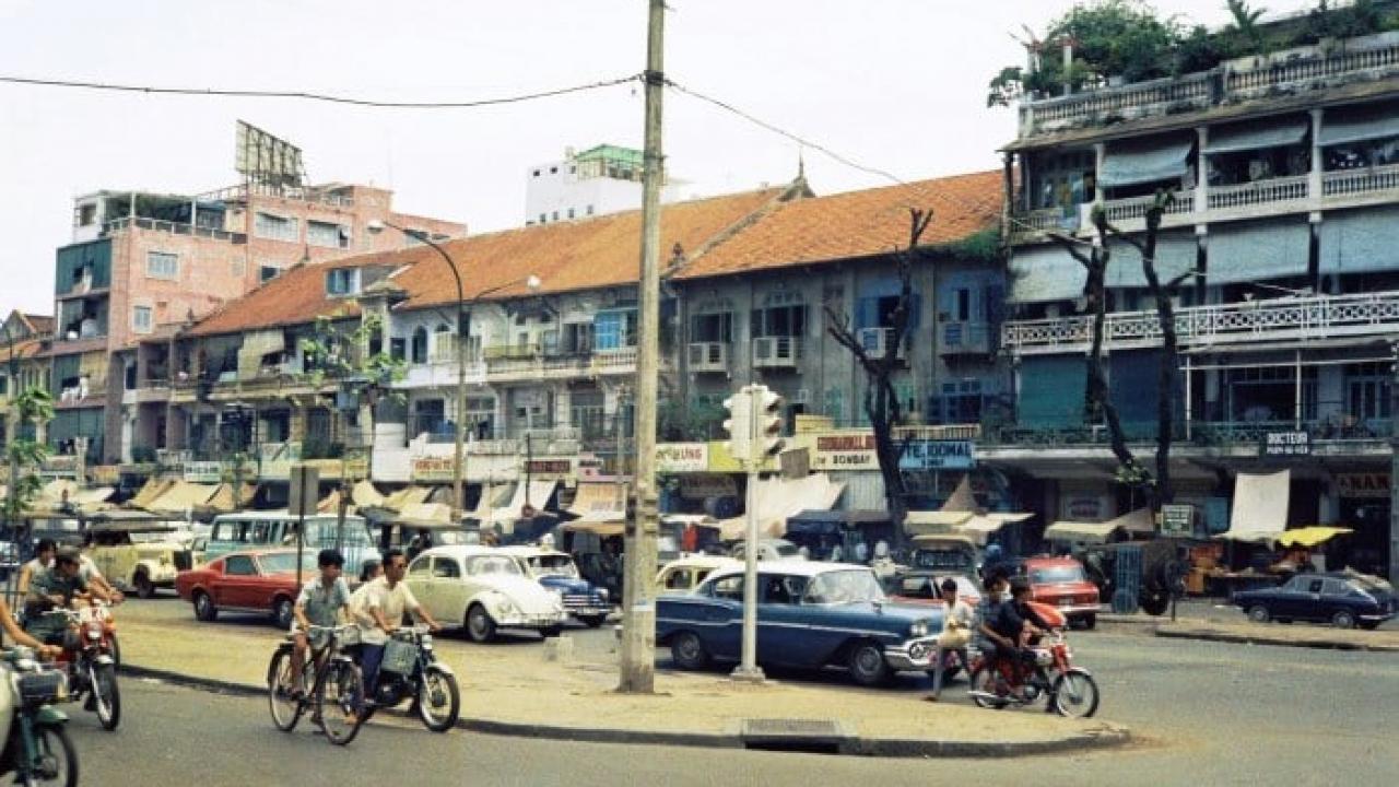 Người đặt Ten Cho Cac đường Phố Sai Gon Trước 1975 Tri Thức Vn