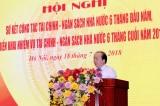 Thu truong Bo tai chinh, Huynh Quang Hai