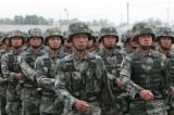 quân đội Trung Quốc, viêm phổi Vũ Hán