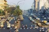 Sài Gòn và những mảng màu đối lập