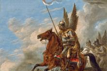 """""""Kỵ binh bay"""" bất khả chiến bại của người Ba Lan"""