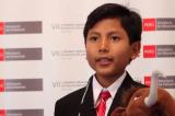 Cậu bé người Peru mở ngân hàng từ năm 7 tuổi