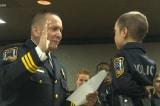Giúp bé gái 6 tuổi ung thư giai đoạn cuối thực hiện ước mơ làm cảnh sát