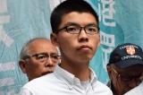 Hoàng Chi Phong kêu gọi các nhà lãnh đạo thế giới cùng chống lại Luật an ninh