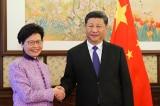 Carrie Lam: Hồng Kông không sợ chế tài của Mỹ