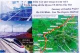 Dự án đường sắt cao tốc TP.HCM – Cần Thơ, TP.HCM, Cần Thơ