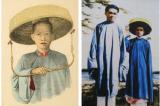 Màu áo cô dâu Việt