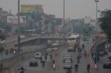 ô nhiễm không khí, bụi mịn