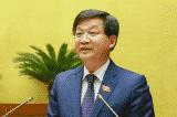 Tổng Thanh tra Chính phủ Lê Minh Khải