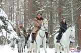 Lãnh đạo Bắc Hàn Kim Jong-un lại cưỡi ngựa trắng thăm núi thiêng Trường Bạch.