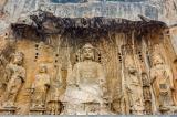 Tượng Phật Lư Xá Na ở hang đá Long Môn và huyền cơ thời mạt thế