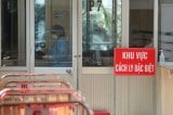 BV Xanh Pôn phong tỏa 1 Khoa vì bệnh nhân 175 đến thăm con