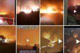 Ngày 18/3, nhiều nơi ở Bắc Kinh, Thiên Tân, Hà Bắc xảy ra hỏa hoạn