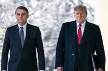 TT Trump cấm người đã ở Brazil trong 14 ngày gần nhất nhập cảnh Mỹ