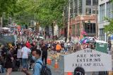 Người biểu tình chiếm khu Capitol Hill từ 9/6.