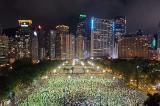 Người Hồng Kông kiên trì kỷ niệm 31 năm Lục Tứ không sợ lệnh cấm