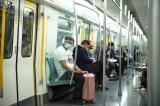 Bắc Kinh, Tàu điện ngầm, COVID-19, Viêm phổi Vũ Hán
