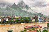 mưa lũ Hà Giang, mưa lũ