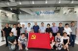 """Công ty mẹ của TikTok """"lộ mặt"""" với lá cờ cộng sản"""