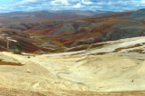 """Mỏ vàng """"cô đơn nhất thế giới"""" với 4.500 tấn"""