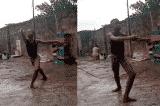 """Cậu bé châu Phi có cơ hội sang Mỹ học nhờ """"múa ba lê dưới mưa"""""""