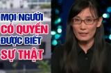 Diêm Lệ Mộng: ĐCSTQ cố ý thả virus Vũ Hán ra