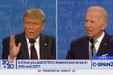 LIVE Tranh biện Trump – Biden