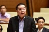 Ông Chu Ngọc Anh được giới thiệu giữ chức Chủ tịch Hà Nội