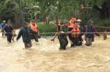 Phú Thọ: 2 người chết, 7 bị thương do mưa lũ