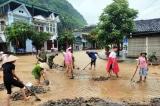 Hà Giang, mưa lũ