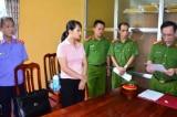 Tham ô gần 2 tỷ đồng, nữ kế toán Liên đoàn lao động TP. Tuyên Quang bị khởi tố
