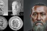 Dùng AI để tái tạo bức ảnh các hoàng đế La Mã cổ đại
