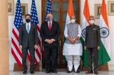 Mỹ cho phép Ấn Độ tiếp cận các vệ tinh quân sự nhằm đối phó Trung Quốc