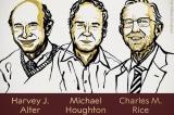 Nobel Y học 2020 vinh danh 3 nhà khoa học phát hiện virus viêm gan C