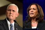 Tranh biện Phó tướng Mike Pence vs. Kamala Harris: Trọng tâm sẽ về Trung Quốc?