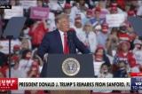 TT Trump nói tại Florida: Joe Biden là 'fan cuồng của Castro'
