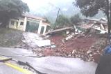 Quảng Bình: Sạt lở núi vùi lấp Đồn Biên phòng, không có người thương vong