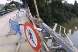5 người tử vong ở Nghệ An: Cầu treo xây đã hơn 30 năm, xuống cấp nghiêm trọng