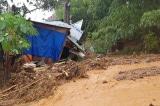 Quảng Nam: Sạt lở đất vùi lấp 53 người, 4 người thoát nạn, 7 thi thể được tìm thấy
