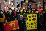 Nhiều cuộc biểu tình trên thế giới kêu gọi thả 12 người Hồng Kông bị giam giữ ở TQ