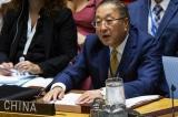 Tại LHQ, Trung Quốc kêu gọi Mỹ chấm dứt các lệnh trừng phạt đơn phương