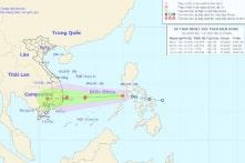 Áp thấp nhiệt đới trên biển Đông khả năng mạnh thành bão với sức gió giật cấp 11