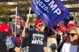 Không im lặng nữa: Người ủng hộ TT. Trump đổ về Washington DC tuần hành