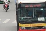 Chậm trả tiền trợ giá, xe buýt Hà Nội có nguy cơ phải tạm dừng chạy